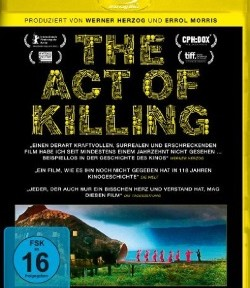 "Das Blu-ray-Cover von ""The Act of Killing"" (©Neue Visionen Filmverleih)"