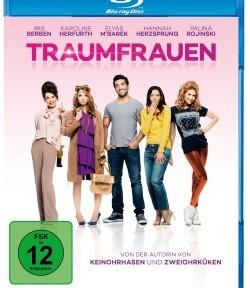 """Das Blu-ray-Cover von """"Traumfrauen"""" (© Warner Bros Pictures)"""