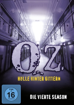 "Das DVD-Cover der vierten Staffel von ""OZ"" (© Paramount Pictures Home Entertainment)"