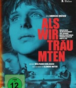 """Das DVD-Cover von """"Als wir träumten"""" (© Pandora Film)"""