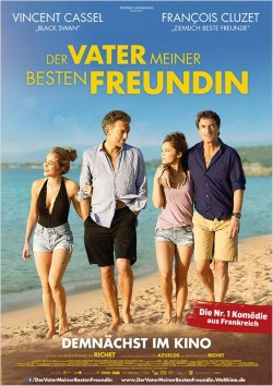 """Das Kino-Plakat von """"Der Vater meiner besten Freundin"""" (© Weltkino)"""
