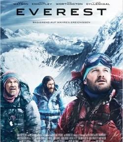 """Das Kino-Plakat von """"Everest"""" (© Universal Pictures)"""
