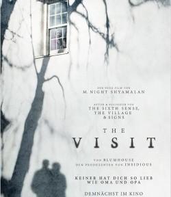 """Das Kino-Plakat von """"The Visit"""" (© Universal Pictures)"""