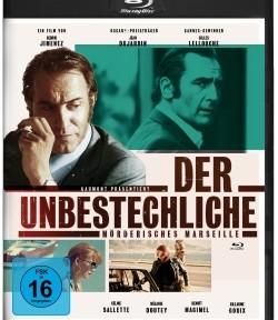 """Das Blu-ray-Cover von """"Der Unbestechliche"""" (© Koch Media)"""