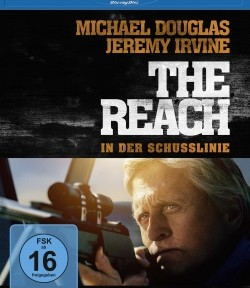 "Das Blu-ray-Cover von ""The Reach - In der Schusslinie"" (© Universum Film)"