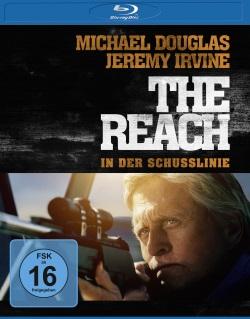 """Das Blu-ray-Cover von """"The Reach - In der Schusslinie"""" (© Universum Film)"""