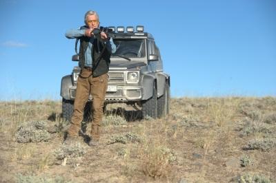 Nach einem Zwischenfall eröffnet Madec die Jagd auf Ben (© Universum Film)