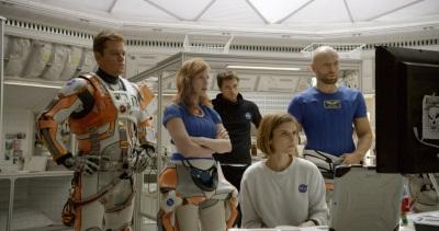 Noch ist Mark unter Kollegen (© 20th Century Fox)