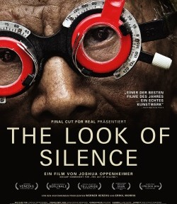 "Das Kino-Plakat von ""The Look of Silence"" (© Koch Media)"