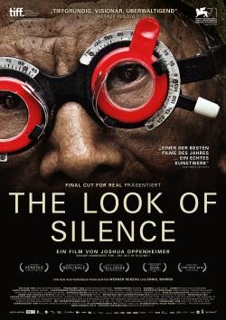 "Das Kino-Plakat von ""The Look of Silence"" (© Koch Media)"
