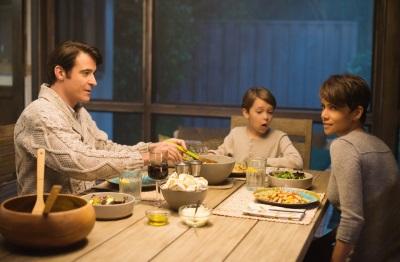 Molly mit ihrer kleinen Familie (© Paramount Home Entertainment)