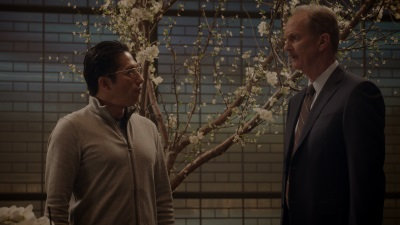 Was planen Sparks und Yasumoto? (© Paramount Home Entertainment)