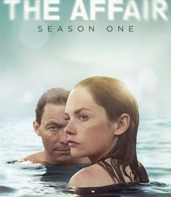"""Das Artwork der ersten Staffel von """"The Affair"""" (© Showtime)"""