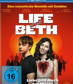 "Das Blu-ray-Cover von ""Life After Beth"" (© Universal Pictures Germany)"