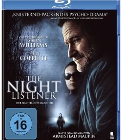 "Das Blu-ray-Cover von ""The Night Listener"" (© Tiberius Film)"