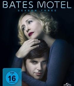 """Das Cover der dritten Staffel von """"Bates Motel"""" (© Universal Pictures)"""