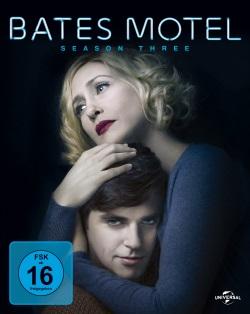 """Das Cover von """"Bates Motel Staffel 3"""" (© Universal Pictures)"""
