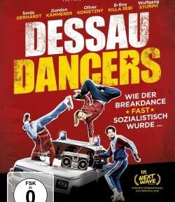 """Das DVD-Cover von """"Dessau Dancers"""" (© Senator Film/WIld Bunch Germany)"""