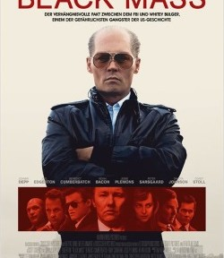 "Das Kino-Plakat von ""Black Mass"" (© Warner Bros Pictures)"