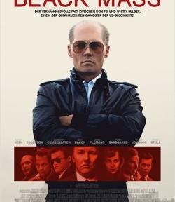"""Das Kino-Plakat von """"Black Mass"""" (© Warner Bros Pictures)"""