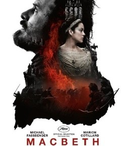 "Das Kino-Plakat von ""Macbeth"" (© StudioCanal)"
