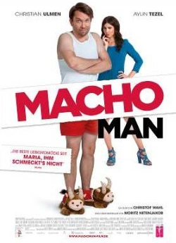"""Das Kino-Plakat von """"Macho Man"""" (© Universum Film)"""