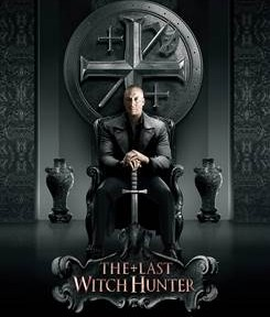 "Das Plakat von ""The Last Witch Hunter"" (© Concorde Film)"