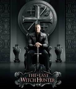 """Das Plakat von """"The Last Witch Hunter"""" (© Concorde Film)"""