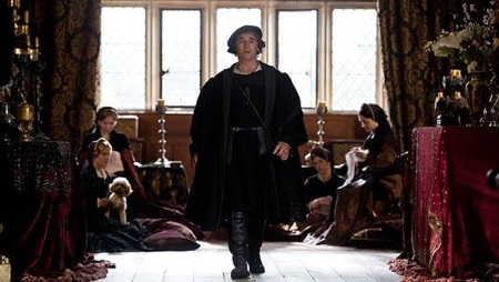 Mark Rylance spielt Thomas Cromwell (© BBC)
