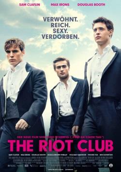 """Das Plakat von """"The Riot Club"""" (Quelle: Prokino)"""