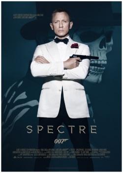 """Das Kino-Plakat von """"SPECTRE"""" (© Sony Pictures)"""
