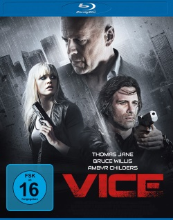 "Das Blu-ray-Cover von ""VICE"" (© Universum Film)"