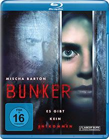 """Das Blu-ray-Cover von """"Bunker"""" (© Ascot Elite)"""