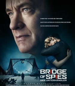 """Das Kino-Plakat von """"Bridge of Spies"""" (© 20th Century Fox)"""