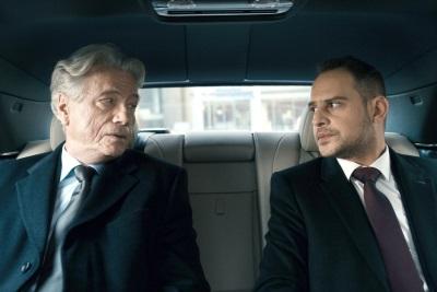 Können Urs und sein Boss Ott einander trauen? (© Alamode Film)