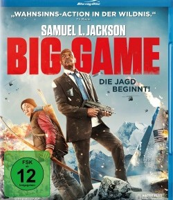 "Das Blu-ray-Cover von ""Big Game"" (© Ascot Elite)"