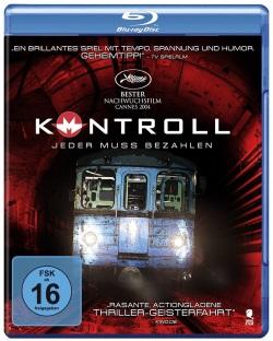 "Das Blu-ray-Cover von ""Kontroll"" (© Tiberius Film)"