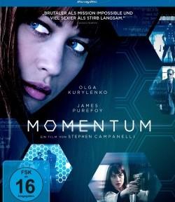 """Das Blu-ray-Cover von """"Momentum"""" (© Universum Film)"""