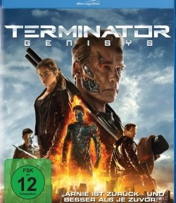 "Das Blu-ray-Cover von ""Terminator Genisys"" (© Paramount Pictures Home Entertainment)"