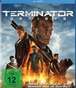 "Das Blu-ray-Cover von ""Terminator Genisys"" (© Paramount Pictures Home Entertainment)"