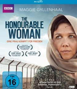 "Das Blu-ray-Cover von ""The Honourable Woman"" (© Polyband)"