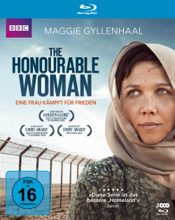 """Das Blu-ray-Cover von """"The Honourable Woman"""" (© Polyband)"""