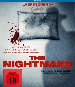 """Das Blu-ray-Cover von """"The Nightmare"""" (© Polyband Medien)"""