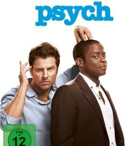 """Das Cover der achten Staffel von """"Psych"""" (© Universal Pictures)"""