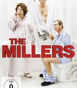 "Das DVD-Cover der ersten Staffel ""The Millers"" (© Paramount Pictures Home Entertainment)"