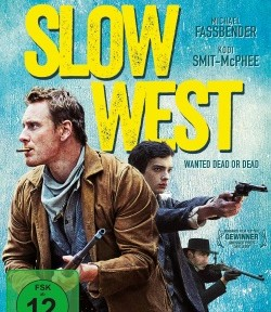 "Das DVD-Cover von ""Slow West"" (© Prokino)"