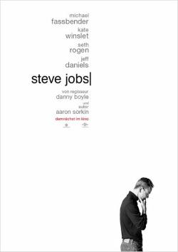 "Das Kino-Plakat von ""Steve Jobs"" (© Universal Pictures Germany)"