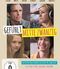 """Das DVD-Cover von """"Gefühlt Mitte Zwanzig"""" (© Square One/Universum Film)"""