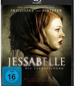 """Das Blu-ray-Cover von """"Jessabelle"""" (© Koch Media)"""