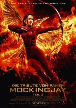 """Das Kino-Plakat von """"Mockingjay Teil 2"""" (© StudioCanal)"""